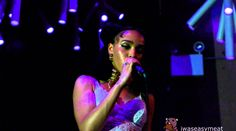 FKA twigs - Papi Pacify (NYC DEBUT live @ Glasslands 4/16/14)