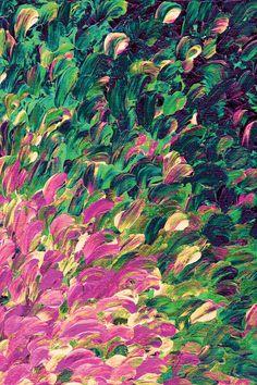 """Follow The Current IV"" By Artist Julia Di Sano, Owner/ Artist of Ebi Emporium…"