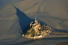Mont Saint-Michel; France