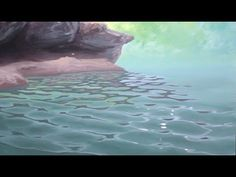 Abstract Oil Painting with large squeegees - Nicky Henderson (2 of 2) - YouTube