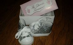 "Glitter Sneakers for 18"" MA My Life or American Girl"