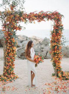 Stunning Thailand Wedding Inspiration | Megan W Photography | Bridal Musings Wedding Blog