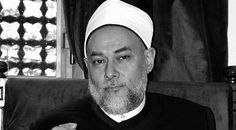"""Former Grand Mufti of Egypt claims there are 56 reasons for atheism among the youth, one of them is """"they are angry with God""""."""