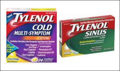 Save $3.00 on Tylenol cold and/or sinus products!