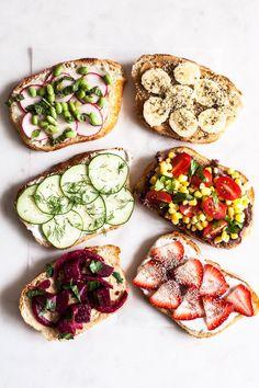 Alexandra Stafford's Peasant Bread & Six Tasty Vegan Toast Ideas