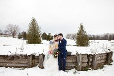 A barn, a snowstorm and freezing temperatures made for a perfect wedding in Ontario, Canada.  It was an incredible experience to travel to Canada to celebrate Kyle and Holly's wedding. 'Chill out' and have a sneak peek of their beautiful day! #thecivilcelebrant #winterwedding #destinationwedding