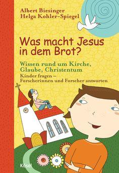 Was macht Jesus in dem Brot? | Paulus Buchhandlung 16,99€