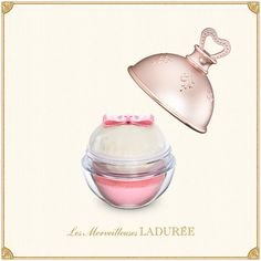 "Especially created for women who enjoy being women, and who value something that enchants them not reasonably but intrinsically. Les Merveilleuses LADURÉE proposes ""unexpected"" beauty beyond the ordinary concept of cosmetics to women who pursue new forms of beauty."