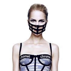 CHROMAT Mouthguard Cage