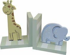 Safari Bookends | Jack and Jill Boutique