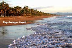 Conoce México: Playa Tortugas, Nayarit