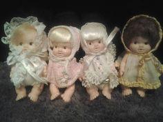 Vintage Uneeda Baby Pee Wee Dolls 1957 and 1966 | eBay