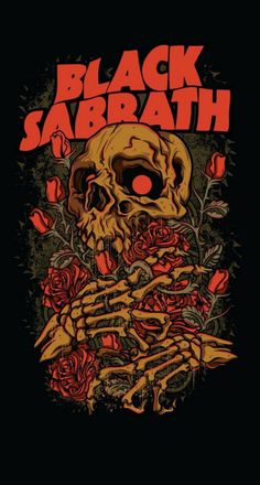 Rock Band Posters, Rock Band Logos, Yazawa Ai, Vintage Music Posters, Heavy Metal Art, Band Wallpapers, Architecture Tattoo, Metal Artwork, Black Sabbath