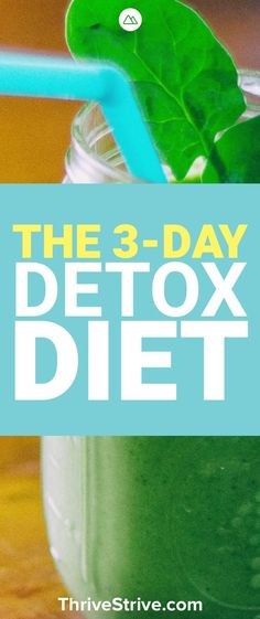 Looking to lose weight with a carb detox? This 3-day diet detox plan will help you reset your body, gain new energy, and flush away the carbs. #detoxdietsplan #CompleteBodyDetoxDiet
