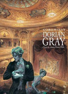 Dorian Gray - Bande Dessinée | Editions Daniel Maghen