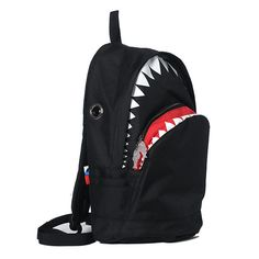 Buy Morn Creations Shark Backpack (L) at YesStyle.com! Quality products at remarkable prices. FREE Worldwide Shipping available!