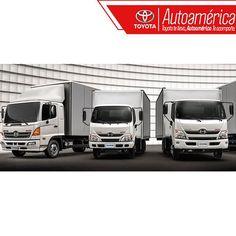 La gama de camiones #Hino es de alta confianza en términos de garantías, confort, rendimiento y seguridad. No te quedes sin el tuyo. Ingresa a  www.autoamerica.com.co
