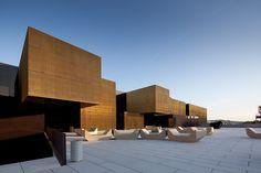 pitágoras arquitectos / plataforma das artes e criatividade, guimarães