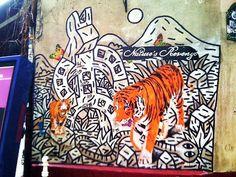 Sunday Street Art : Speedy Graphito et Mosko et associés - rue des Rosiers - Paris 4 | ParisianShoeGals