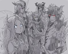 Resultado de imagen para natsu dragneel demon