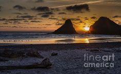 Title  Sunset At Heceta  Artist  Belinda Greb  Medium  Photograph - Photograph, Photography, Photographs