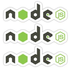 Node.js ×3 by csyz ★ $1.49 stickers