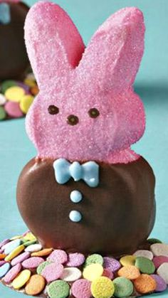 How To Make Bow-Tie PEEPS Bunny