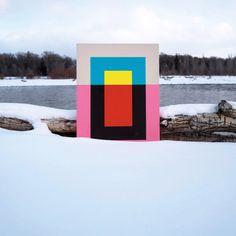 Andrew Faris: Deep - Acrylic on canvas, 2015