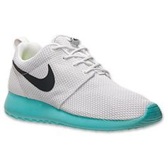 Men\u0026#39;s Nike Roshe Run Casual Shoes | hotsfree com | Pure Platinum/Anthracite/Calypso