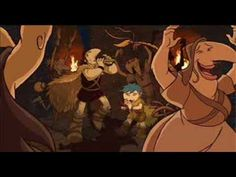 Itzaltuko Bardoa - Benito Lertxundiren:  A beautiful song from the Basque animated film Gartxot, about a wandering musician whose son, Mikelot, is taken from him to be sequestered in a monastery because of his beautiful voice.