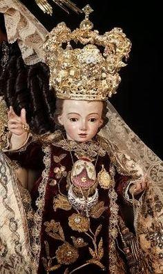 JESUS  NIÑO, Salud, Alegría, Gracia y Arbol de la Vida del Monte Carmelo.