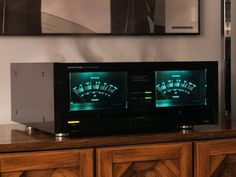 Vintage Audio Love ONKYO Integra VU meters were your measure of coolness by the number of them you had in your system. Hifi Stereo, Hifi Audio, Audio Speakers, Hi Fi System, Audio System, Audiophile, Hifi Regal, Speaker Amplifier, Audio Room