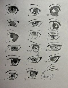Different Ways To Draw Anime Eyes Anime Eyes Solncedei On DeviantartYou can find Anime eyes and more on our website.Different Ways To Draw Anime Eyes Anime Eyes Solncedei On D. How To Draw Anime Eyes, Manga Eyes, Manga Anime, Anime Art, Easy Eyes To Draw, Easy Anime Eyes, Male Manga, Anime Kiss, Anime Wolf