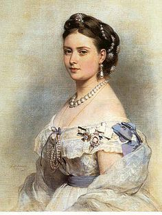 Victoria, Princess Royal: 1867, Empress Frederick...one of Victoria's children that actually had some real brains...if not a happy life, or a good son !