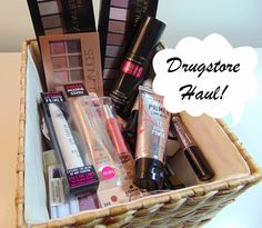 Blog Post: Drugstore Haul + What's New at the Drugstore | Eyeshadow Couture