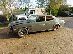 Rover P8. Not in great condition, but at least we know it still exists.