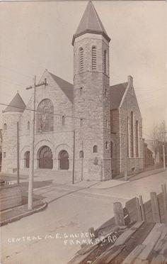 RP: Central Methodist Church , FRANKFORD, Michigan , 00-10s