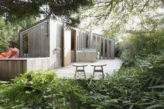 Onix Architects Poplar Garden house.