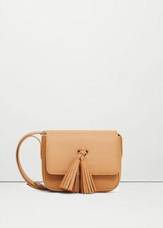 Tassel cross-body bag | MANGO