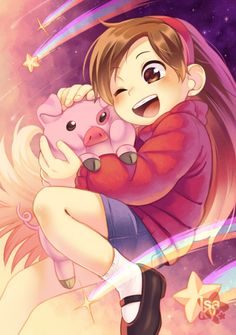Mabel!! =D I miss GF a lot… ;;