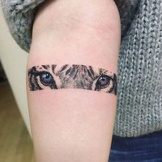 Tiger eyes tattoo on the inner forearm. - Bildergebnis für tiger eyes tattoo The Effective Pictures We Offer You About tattoo ideen A quali - Tiger Eyes Tattoo, Cat Eye Tattoos, Wolf Tattoos, Mini Tattoos, Trendy Tattoos, Small Tattoos, Tattoos For Women, Tattoos For Guys, Tatoos