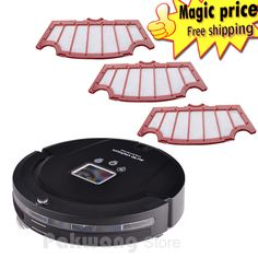 A320 Robot Vacuum cleaner (Sweep,Vacuum,Mop,Sterilize) Full Go Schedule Auto Charge Portable vacuum cleaner for home