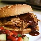 Slow Cooker Texas Pulled Pork - Made this for dinner last night...easy and delicious! Reminded me of home. (sigh)