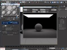 VRay Light Material