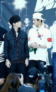 #Jinhwan #B.I