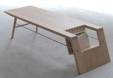 Collection Bench from Constance Chen