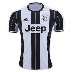 adidas Men's Juventus 16/17 Home Jersey White/Black