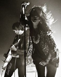 Alison Mosshart - The Kills / The Dead Weather