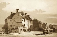 The oldest house in Glasgow, the Provand's Lordship was built in 1471 for the chaplain at St Nicholas Hospital