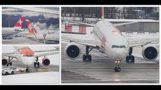 Snowy Planespotting Action @ Zurich Airport 16. Dezember 2018 Zurich, Aviation, Aircraft, December, Air Ride, Plane, Planes, Airplanes, Airplane